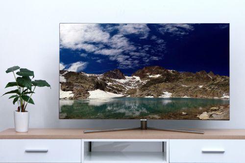 Smart Tivi QLED Samsung 4K 55 inch QA55Q7F