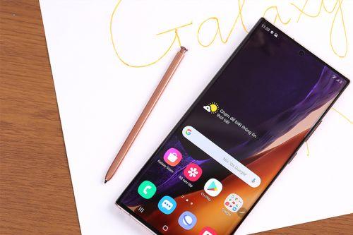Điện thoại Samsung Galaxy Note 20 Ultra 5G