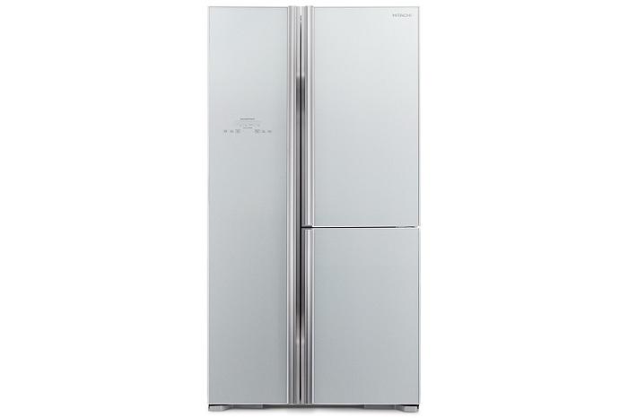 Tủ lạnh 3 cánh SBS HITACHI R-FM800PGV2 (GS)