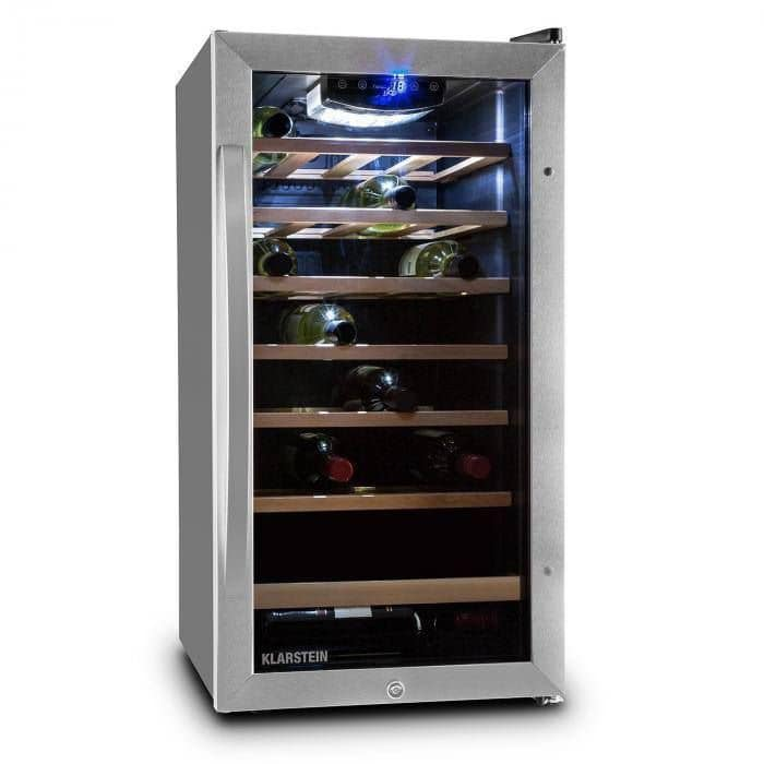 Tủ rượu Klarstein Vivo Vino 26 chai
