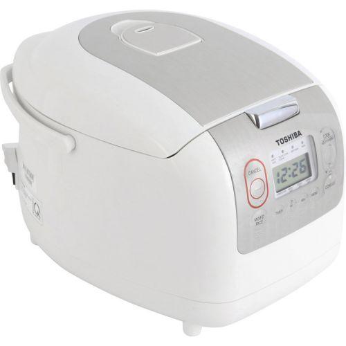 Nồi cơm điện Toshiba 1.8 lít RC-18NTFV(W)