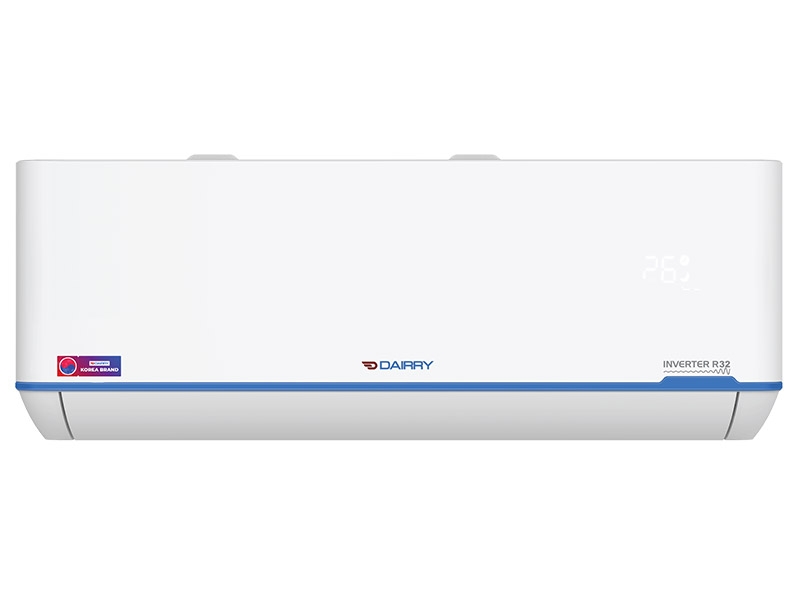 Điều hòa 1 chiều inverter Dairry 9000BTU I-DR09LKC (Gas R32, model 2021)