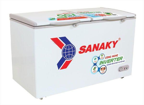 TỦ ĐÔNG SANAKY DÀN ĐỒNG 410L VH-5699HY3