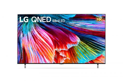 LG QNED MiniLED 75QNED99PTB 2021 75 inch Class 8K Smart TV
