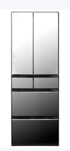 Tủ lạnh Hitachi inverter 520 lít R-HW530NV(X)