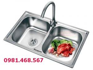 Chậu rửa bát Inox Kangaroo KG7742