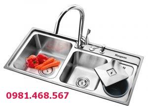 Chậu rửa bát Inox Kangaroo KG7241