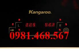 BẾP ĐIỆN TỪ CAO CẤP KANGAROO KG438i