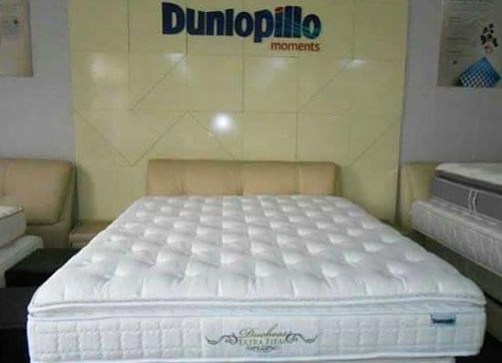 Đệm lò xo Dunlopillo Duchess