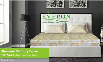 Đệm Everon kháng khuẩn – Bảng giá khuyến mại