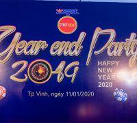 Tiệc tất niên Synot năm 2019