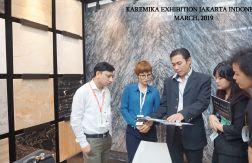 KAREMIKA EXHIBITION JAKARTA INDONESIE