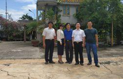 THABIMEX tiếp đón đoàn chuyên gia kỹ thuật SMC sang thăm hệ thống khách hàng.
