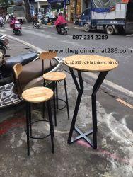 bàn ghế bar BCF03