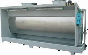 Máy hút bụi sơn màng nước, Khổ rộng 3500/4000/4500mm
