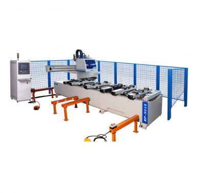 Máy CNC cắt và khoan 5 mặt kiểu PTP KDT KP3013