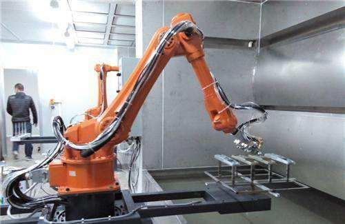 Robot sơn tự động