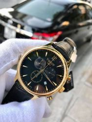 Đồng hồ dây da Tissot