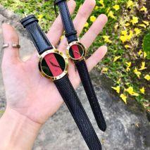 Đồng hồ Dây Da Gucci