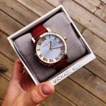 Đồng hồ Dây Da Michael Kors MK2618