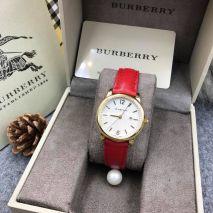 Đồng hồ Dây Da Burberry