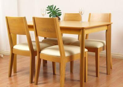 Bộ bàn ghế ăn 4 nghế