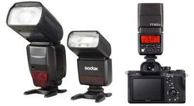 Có đèn Flash Godox V350S việc chụp ảnh của bạn sẽ trở nên đơn giản hơn