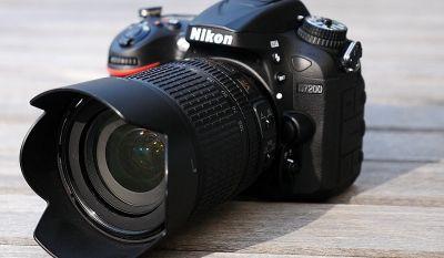 Nikon D7200 Kit 18-140 VR Chiếc máy ảnh không có nhược điểm
