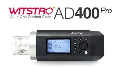 Đèn Flash Godox AD400 Pro sự lựa chọn hoàn hảo