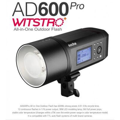Đèn Flash Godox AD600 Pro với những điểm nổi bật