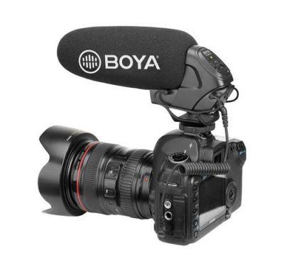 Micro thu âm Boya-BY-BM3031 chính hãng