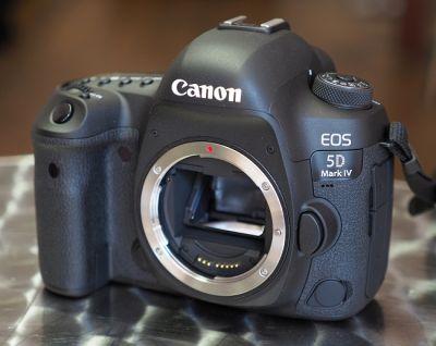 Máy ảnh canon 5D mark IV chuyên nghiệp chính hãng