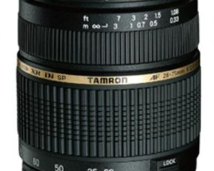 Tamron AF 28-75mm F/2.8 XR Di LD Aspherical (IF)