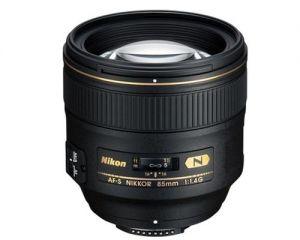Nikon AF-S 85mm F1.4 G