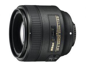 Nikon AF - S  85mm f/1.8G
