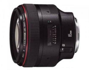 Canon EF 85mm F1.2 L II USM.