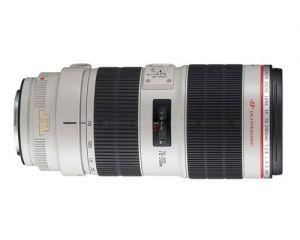 Lens Canon EF 70-200 mm f/2.8 L USM