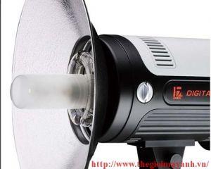 Chóa đèn góc 120 phi 22