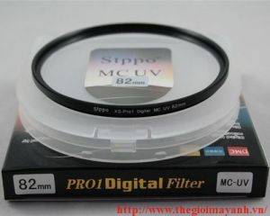 Filter Stppo Slim MC UV 82mm