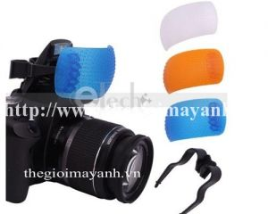 Pop - up Flash Diffuser 3 mầu