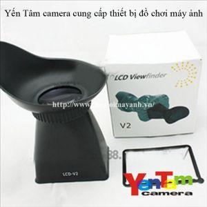 Kính ngắm LCD 3-inch V3 Canon 60D