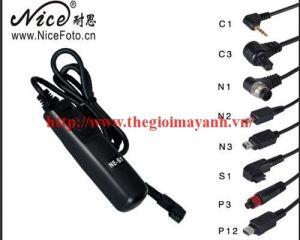 Dây bấm mềm for Canon NE-N2