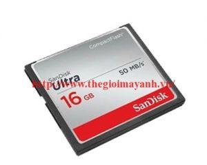 Sandisk CF Ultra 16GB / 333x / 50m/s