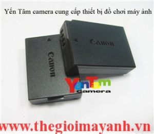 Pin canon LP - E10
