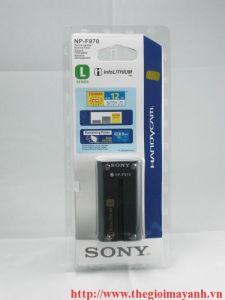 Pin máy quay sony F970