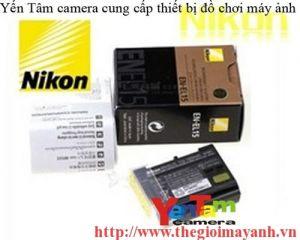 Pin Nikon EN - EL15