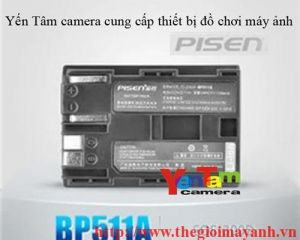 Pin Pisen for canon BP-511A