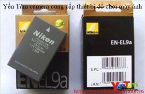 Pin Nikon EN- EL9
