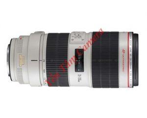 Ống kính máy ảnh lens canon EF 70-200 f2.8L USM mới 100%