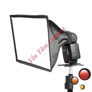 Sofbox đèn flash  20x30